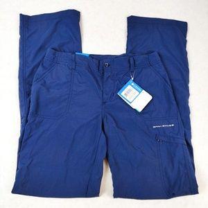NWT Columbia PFG Aruba Roll Up Pant Women's Size 4